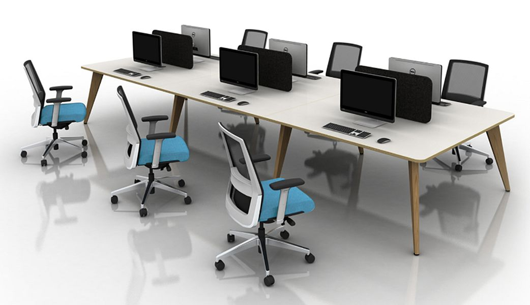 MOBILI OFFICE Call centre Desks & Tables Office  |