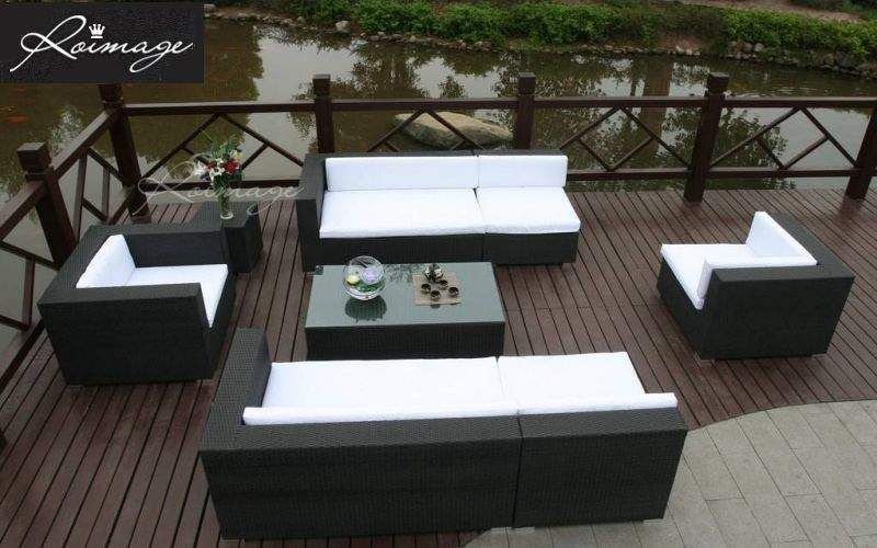 Roimage.com Garden furniture set Complet garden furniture sets Garden Furniture Balcony-Terrace | Design Contemporary