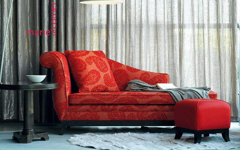 MARIE'S CORNER Lounge sofa Méridienne' sofa Seats & Sofas Living room-Bar   Classic