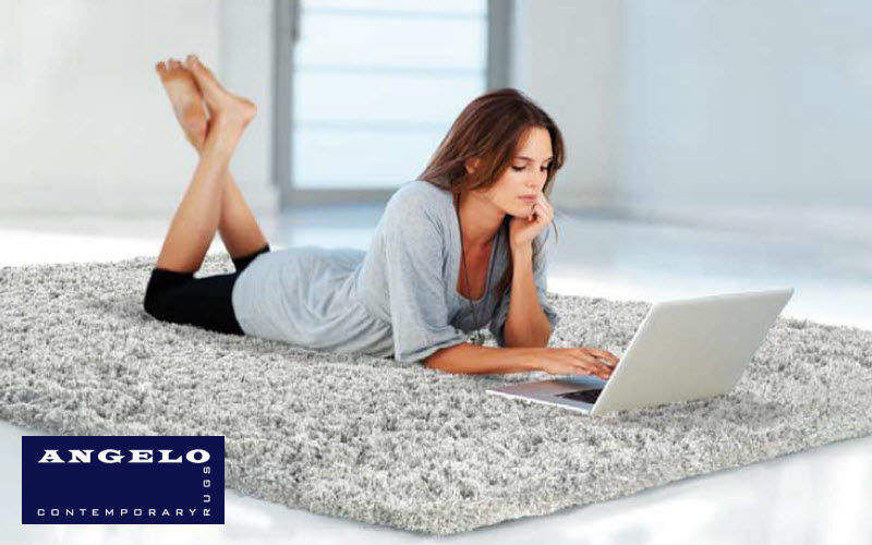 ANGELO Modern rug Modern carpets Carpets Rugs Tapestries Home office   Design Contemporary