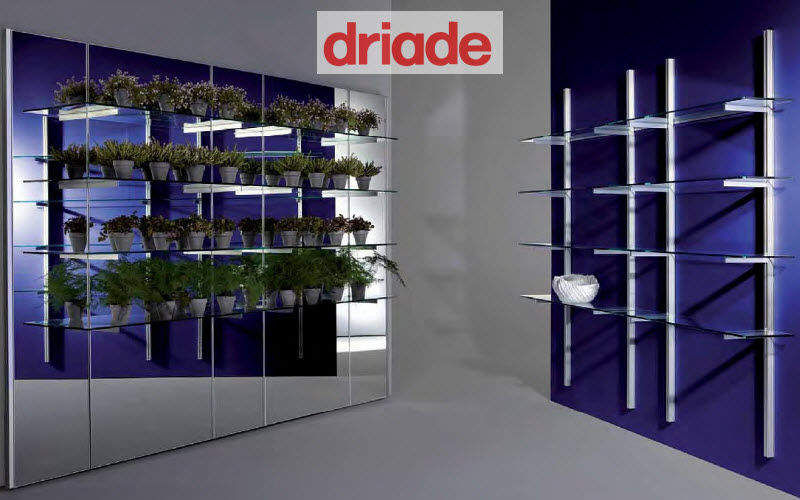 DRIADE Multi-level wall shelf Shelves Storage Home office | Design Contemporary