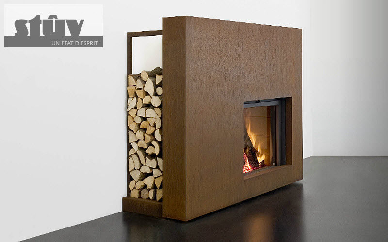 Stûv Closed fireplace Fireplaces Fireplace  |