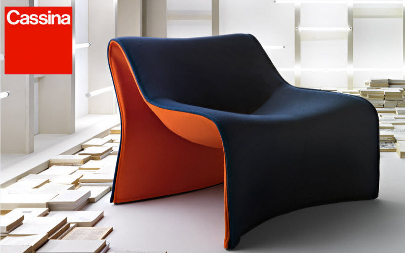 Cassina Low armchair Armchairs Seats & Sofas  |