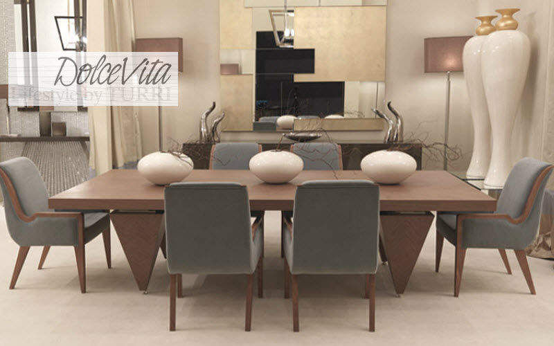 DOLCE VITA LIFESTYLE Dining room Dining tables Tables and Misc. Dining room | Design Contemporary