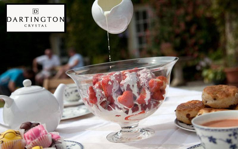 Dartington Crystal Fruit dish Cups and fingerbowls Crockery  |