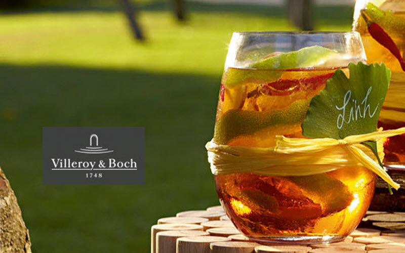 VILLEROY & BOCH Tumbler Glasses Glassware  |