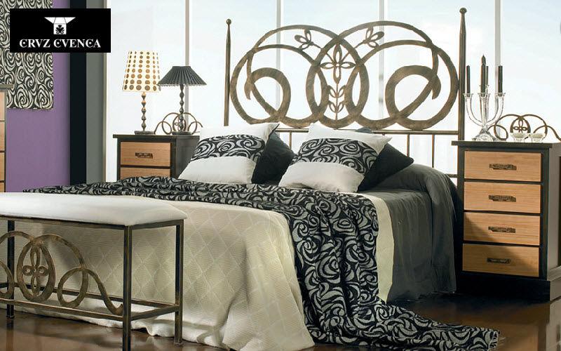 CRUZ CUENCA Double bed Double beds Furniture Beds   