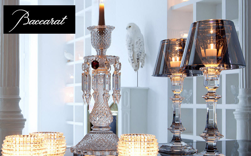 Baccarat Girandole candelabra Candles and candle-holders Decorative Items Dining room | Classic