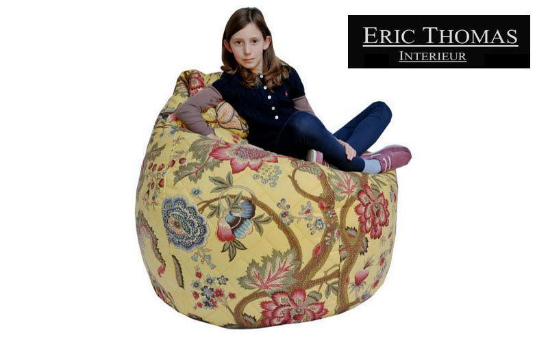 Eric Thomas Intérieur Bean bag Footstools and poufs Seats & Sofas  |