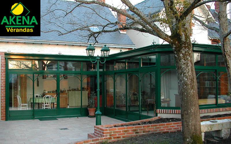 Akena Verandas Conservatory Verandas Garden Gazebos Gates...  |