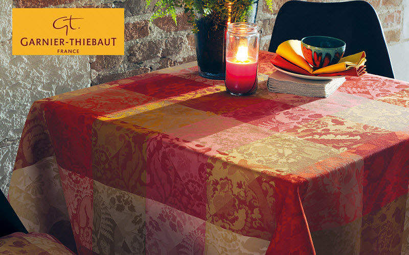 Garnier Thiebaut Oil cloth Under-tablecloths Table Linen  |