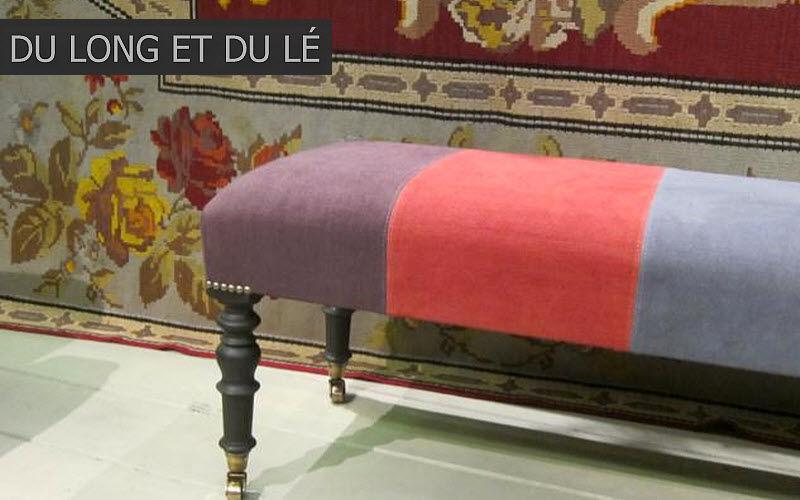 Du Long et du Lé Bench seat Banquettes Seats & Sofas  |