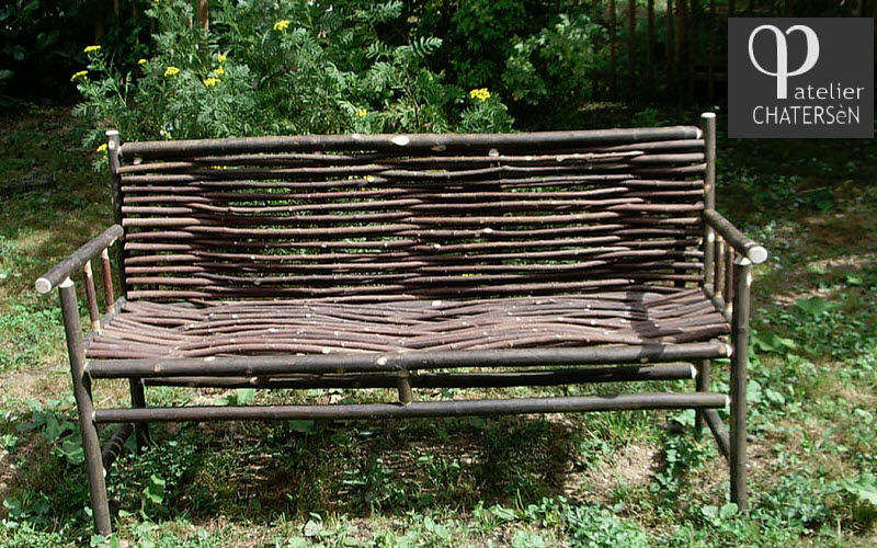 Atelier CHATERSèN Garden bench Garden seats Garden Furniture Garden-Pool | Cottage