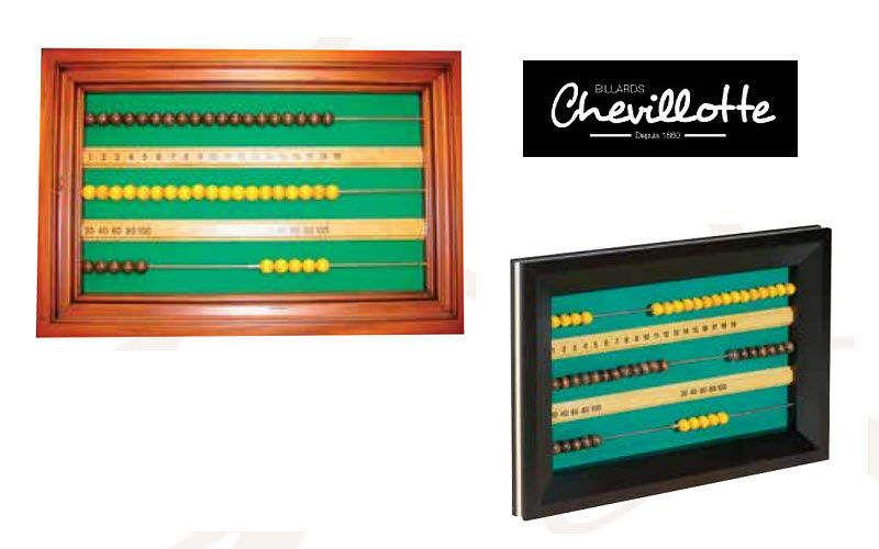 BILLARDS CHEVILLOTTE Boulier pool Billiards Games and Toys  |