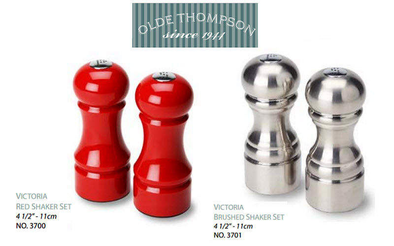 Olde Thompson Saltcellar and pepperpot Condiments Tabletop accessories  |