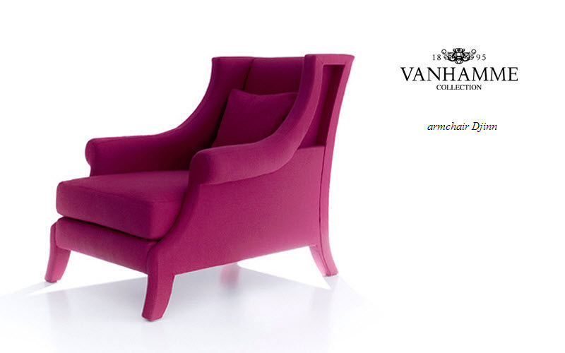 Vanhamme Armchair with headrest Armchairs Seats & Sofas  |