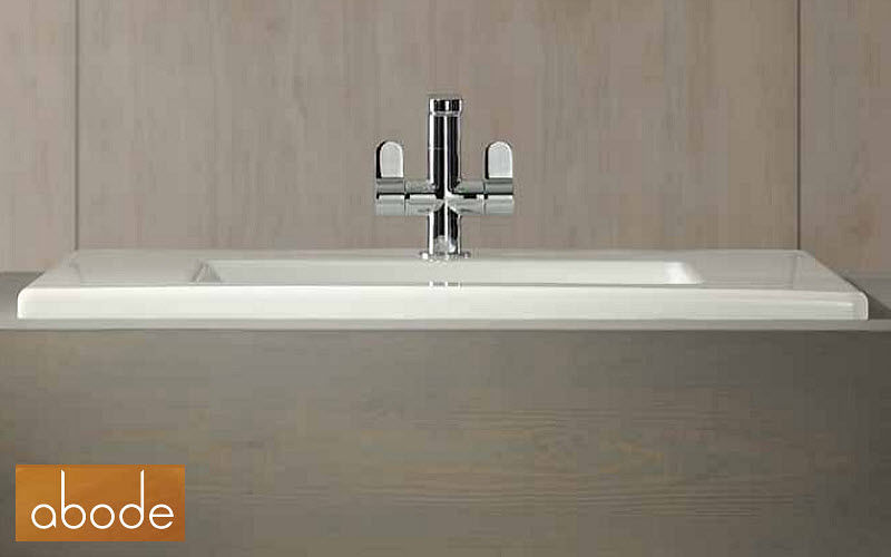 Abode One-hole basin mixer Taps Bathroom Accessories and Fixtures  |
