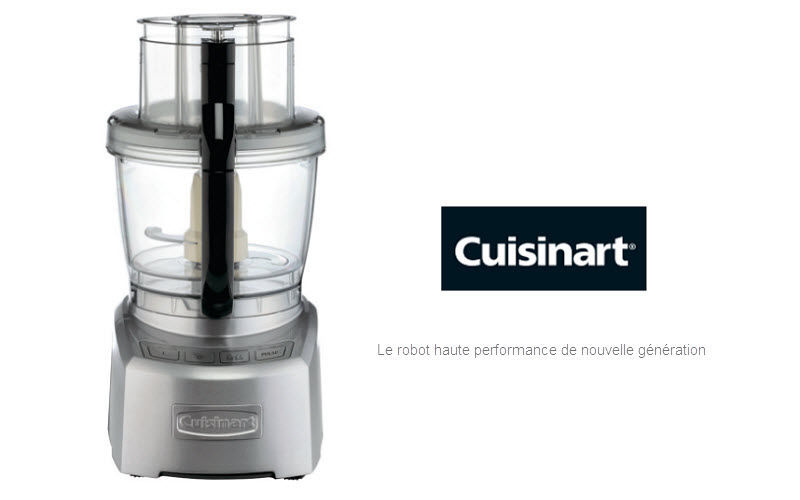 Cuisinart Food processor Cooking preparation Kitchen Accessories  |