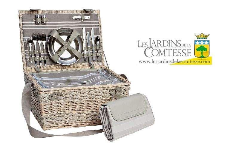 LES JARDINS DE LA COMTESSE Picnic basket Various Outdoor Miscellaneous  |