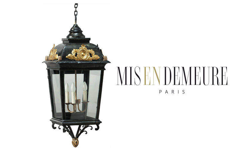 Mis En Demeure Lantern Interior lanterns Lighting : Indoor  | Classic