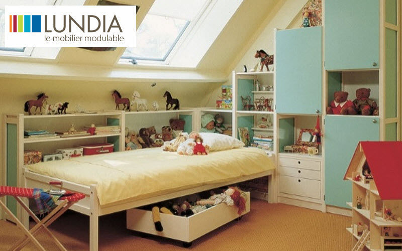Lundia Children's bedroom 4-10 years Children's beddrooms Children's corner  |