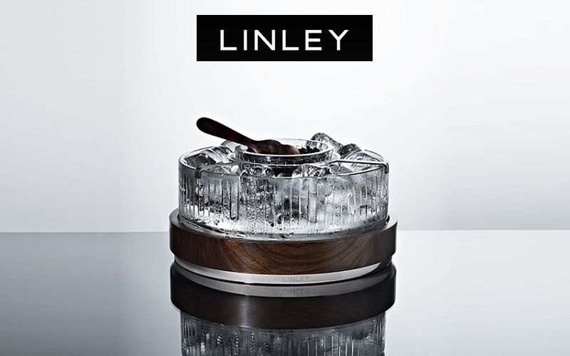 LINLEY Caviar dish Cups and fingerbowls Crockery  |