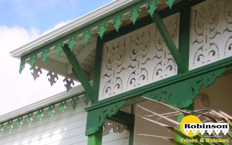 Déco Robinson Decorative roofline frieze Various equipment House Equipment    Elsewhere