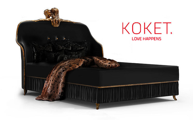 KOKET LOVE HAPPENS Double bed Double beds Furniture Beds  |