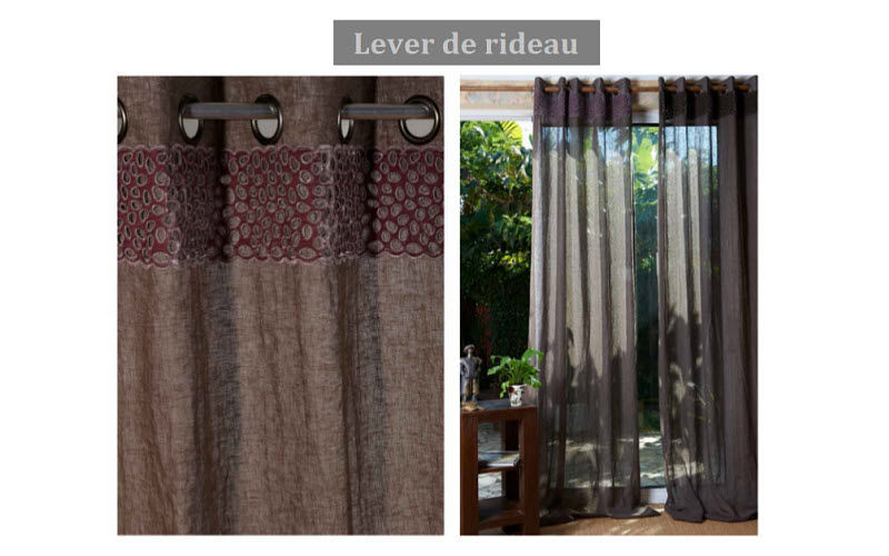 Lever de Rideau Ready to hang curtain Curtains Curtains Fabrics Trimmings  |