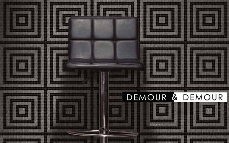 DEMOUR & DEMOUR Mosaïques Mosaic tile wall Wall tiles Walls & Ceilings  |