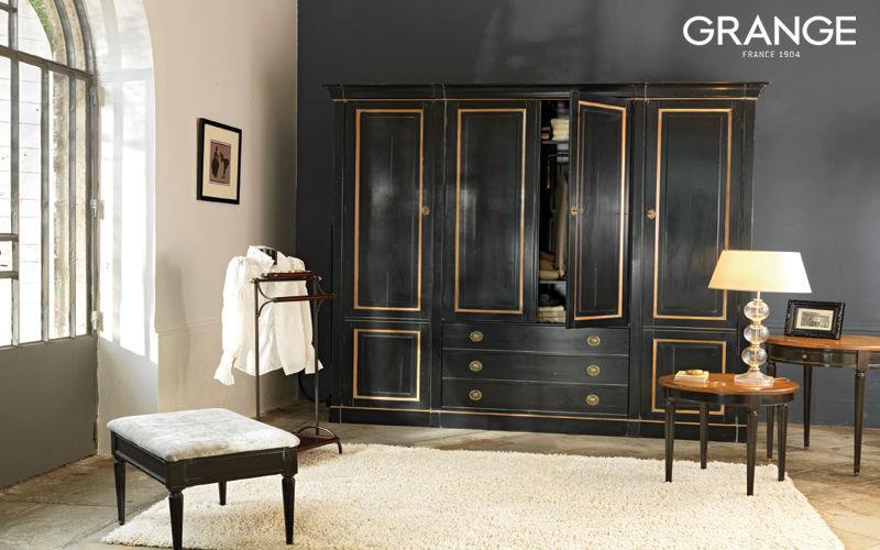 Grange Bedroom Wardrobe Wardrobe Storage Bedroom | Classic