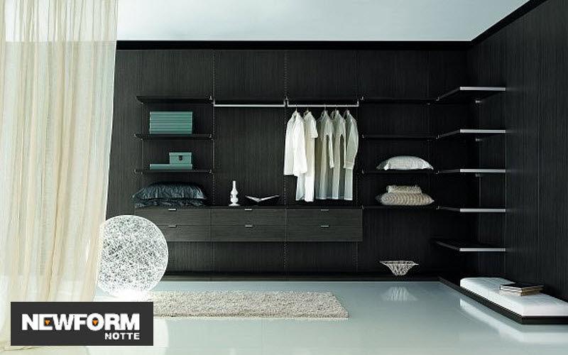 NEWFORM NOTTE Corner dressing wardrobe Dressing rooms Wardrobe and Accessories  |