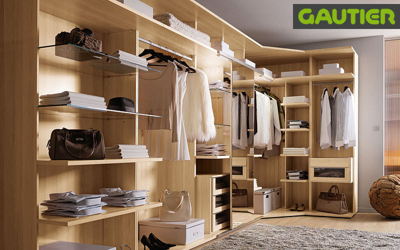 Gautier Corner dressing wardrobe Dressing rooms Wardrobe and Accessories  |