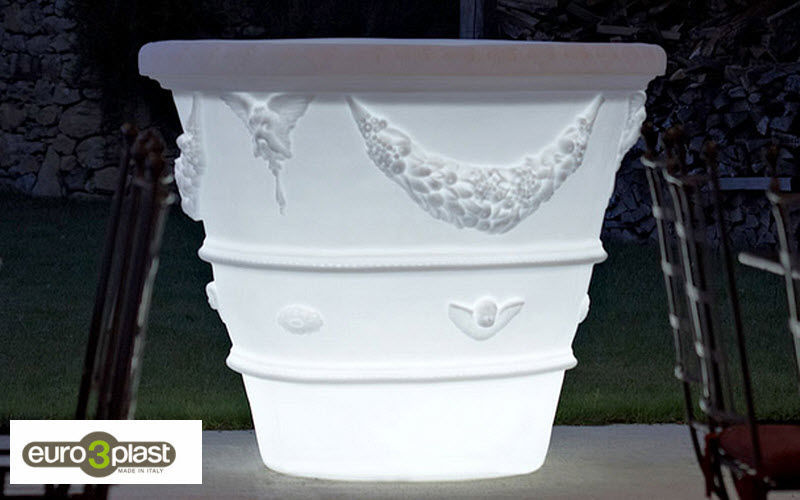 EURO3PLAST Illuminated pot Bollard lights Lighting : Outdoor  |