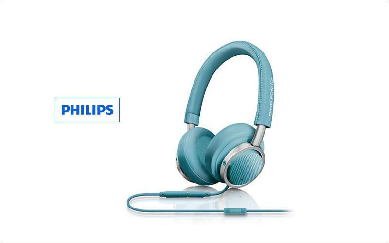 Philips A pair of headphones Hifi & Sound High-tech  |