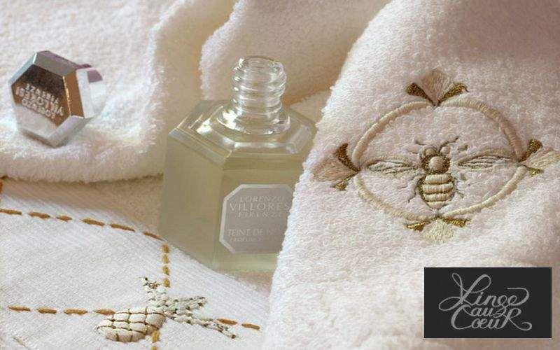Linge au Coeur Towel set Bathroom linen Household Linen  |