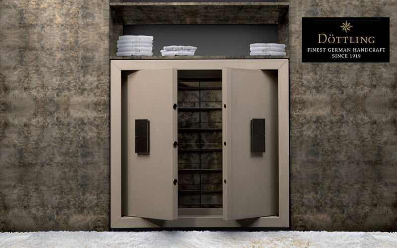 DOTTLING Integrated wall safe Safes House Equipment  |