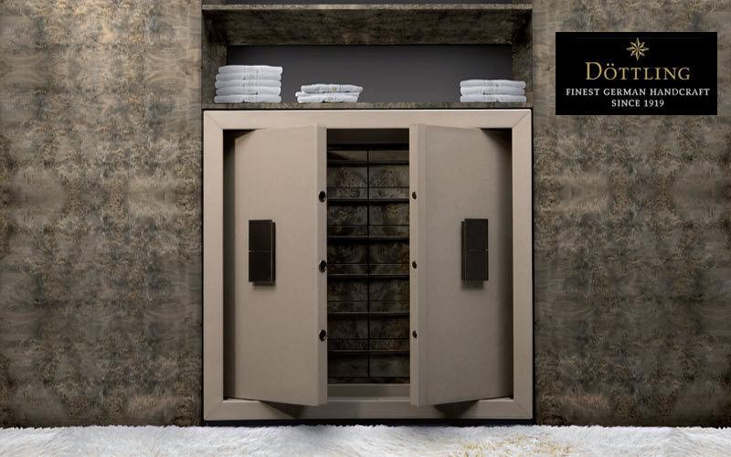 DOTTLING Integrated wall safe Safes House Equipment  |