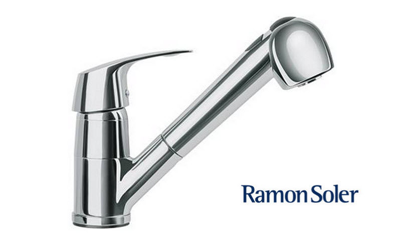 RAMON SOLER Kitchen mixer tap with spray attachment Kitchen taps Kitchen Equipment  |