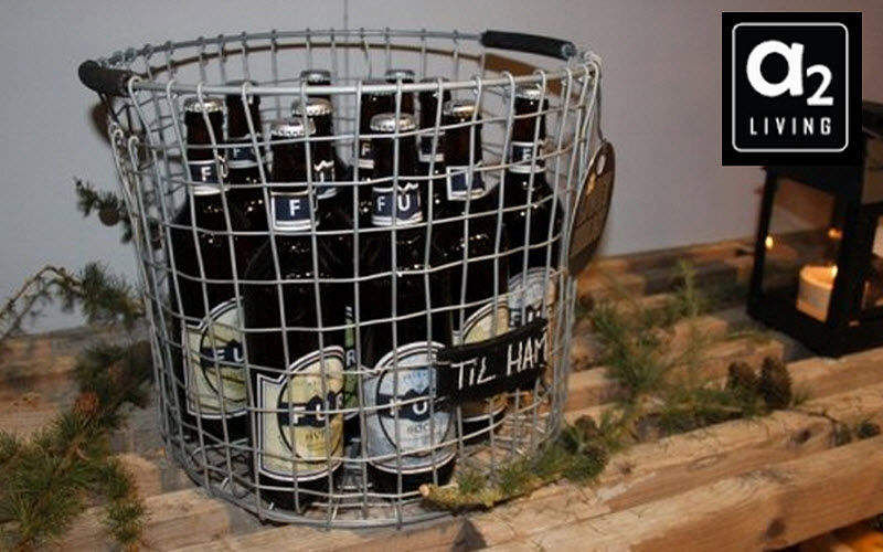 A2 LIVING Basket Baskets Decorative Items  |