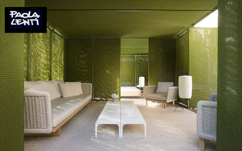 PAOLA LENTI Lounge suite Drawing rooms Seats & Sofas Living room-Bar | Design Contemporary