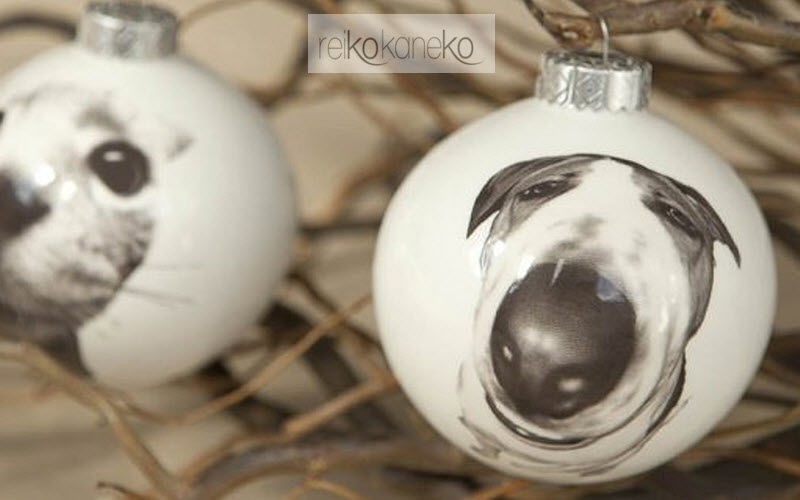 REIKO KANEKO Christmas bauble Christmas decorations Christmas and Holidays    Eclectic