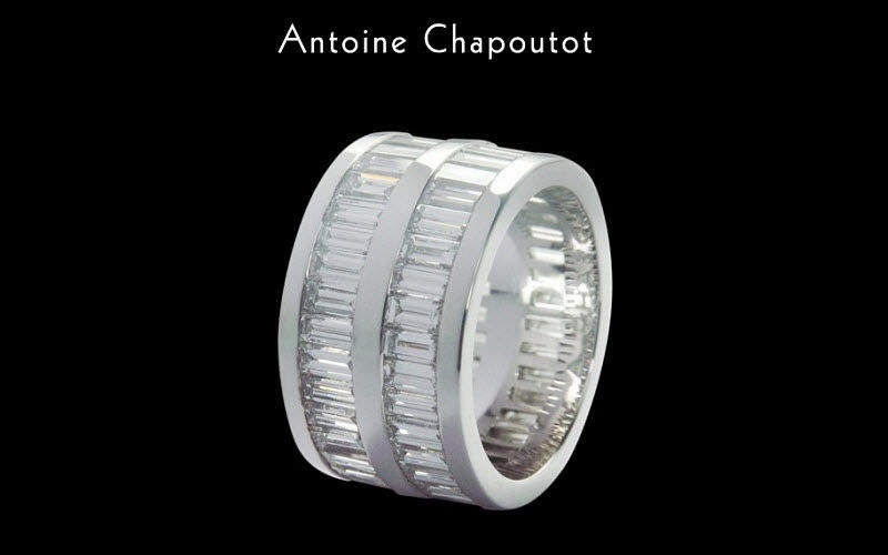 ANTOINE CHAPOUTOT Ring Jewelry Beyond decoration  |