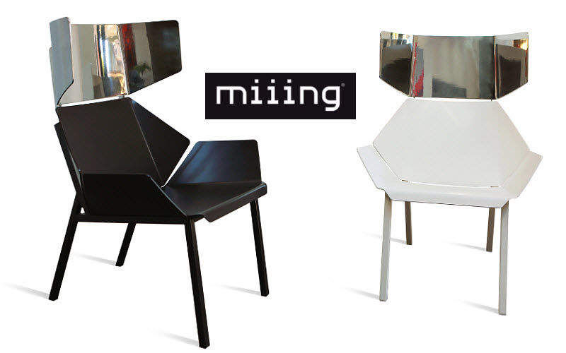 MIIING Armchair with headrest Armchairs Seats & Sofas  | Design