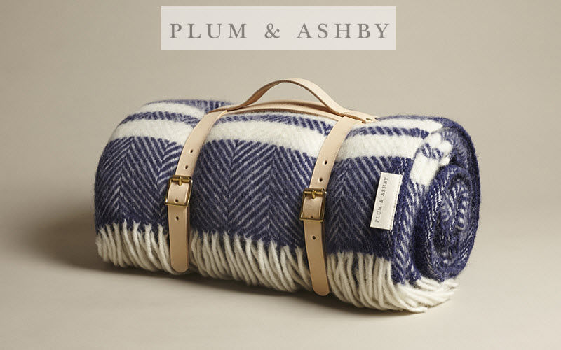 PLUM & ASHBY Picnic blanket Bedclothes Household Linen  |