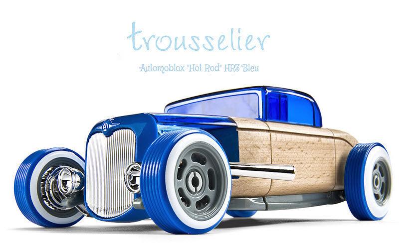 TROUSSELIER ET BASS&BASS Miniature car Miniatures Games and Toys   