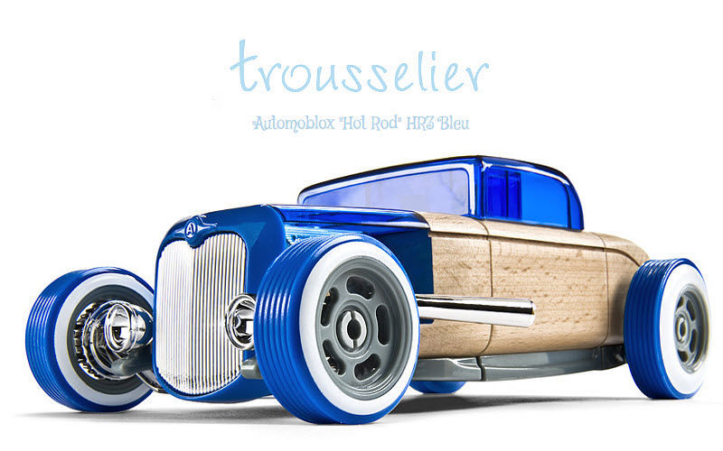 TROUSSELIER Miniature car Miniatures Games and Toys  |