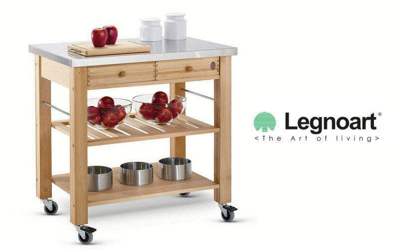 Legnoart Kitchen trolley Chopping blocks & stands Kitchen Equipment  |