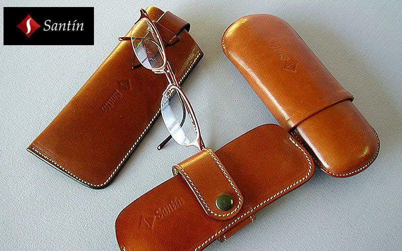 SANTIN CUERO Spectacle case Instrument cases Beyond decoration  |