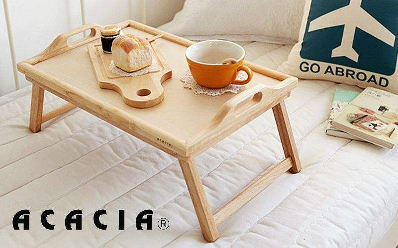 Acacia Bed tray Trays Kitchen Accessories  |